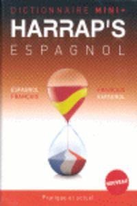 Dic.mini español frances harrap,s