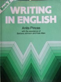 Writing english book 2