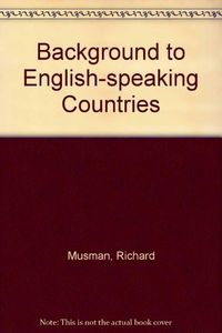 Background to eng.speaking country