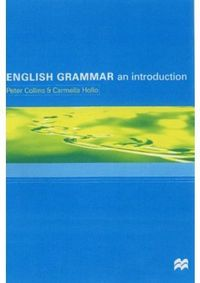 Palgrave english grammar introduction