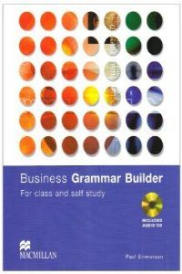Business grammar builder+cd