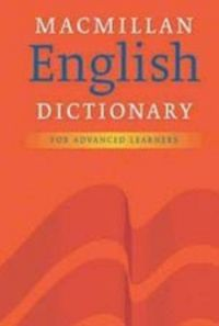 Macmillan english dictionary advancedwb