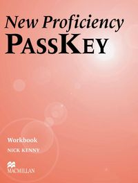 New proficiency passkey wb no key
