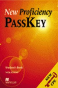 New proficiency passkey cd
