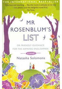 Mr rosenblum's list ne