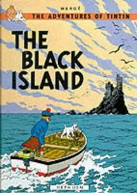 Black island the tintin