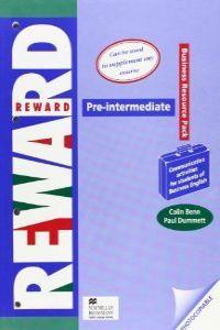Reward pre intermediate resource pack