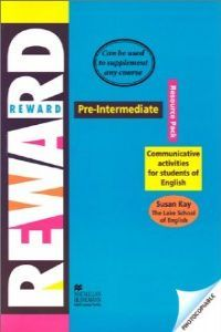 Reward pre-intermediate general rsource pack