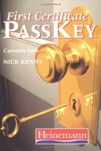 First certificate passkey cass