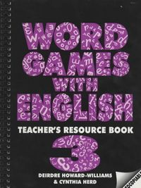 Hein word games english tb resource