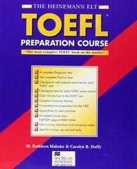 Heineman toefl preparation pack