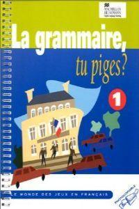 Grammaire tu piges i                              hei