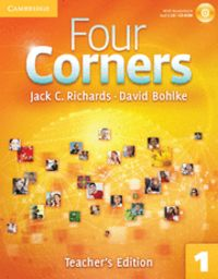 Four corners level 1 teacher's edition with assessment audio