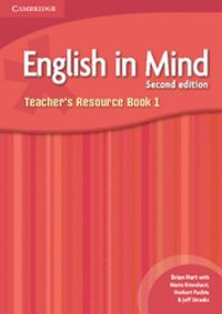 English in mind level 1 teacher's resource book 2nd edition