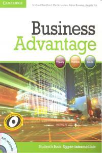 Business advantage upper-intermediate st +dvd