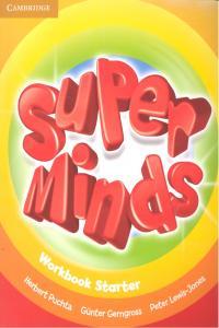 Super minds starter wb ei 12