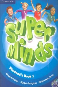 Super minds 1ºep st+cd 12