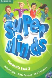 Super minds 2ºep st+cd 12