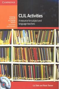 Clil activities pb/cd rom