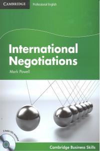 International negotiations st/cd