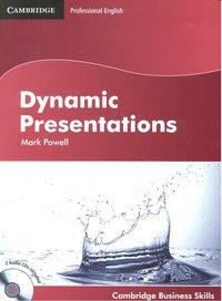 Dynamic presentations +cd