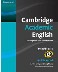 Cambridge academic english c1 advanced stud.