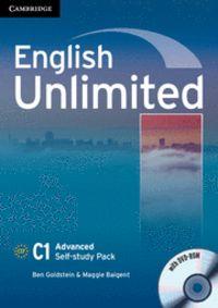 English unlimited advanced self-study pack (workbo