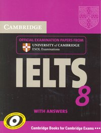 Ielts 8 with answers
