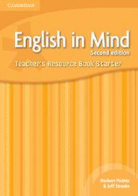 English in mind starter level teacher's resource book 2nd ed