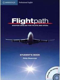 Aviation english for pilots atcos st cd(3)+dvd