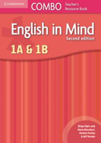 English in mind levels 1a and 1b combo teacher's resource bo