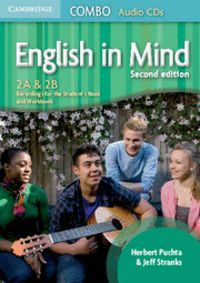 English in mind levels 2a and 2b combo audio cds (3) 2nd edi