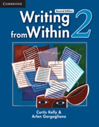Writing from within level 2 student's book 2nd edition
