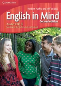 English in mind level 1 audio cds (3) 2nd edition