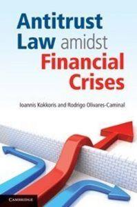 Antitrust law amidst financial crises