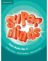 Super minds 3 class audio cd