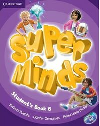 Super minds 6ºep st+dvd 13