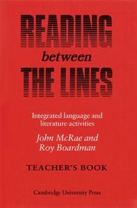 Reading between the lines tch