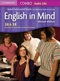 English in mind levels 3a and 3b combo audio cds (3) 2nd edi