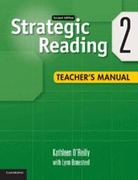 Strategic reading level 2 teacher's manual 2nd edition