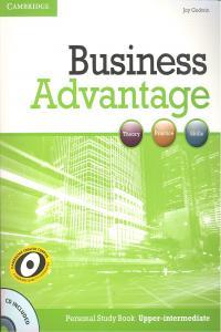Business advantage upper-intermediate+cd st
