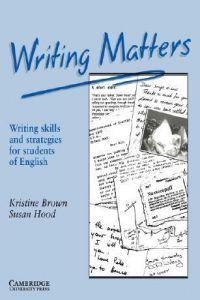 Writing matters pb