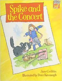 Spike and the concert
