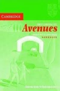 First cert. avenues revised ed. wb