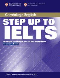Step up to ielts teacher's book