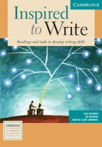 Inspired to write student's book 2nd edition