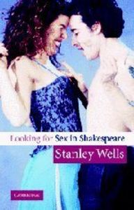 Loooking for sex in shakespeare