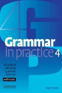 Grammar in practice 4 with tests