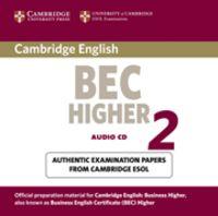 Cambridge bec higher 2 audio cd