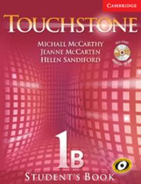 Touchstone level 1 student's book b with audio cd/